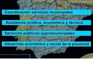 Diputaciones provinciales 1