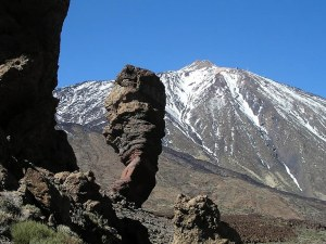 Paisajes naturales - Teide