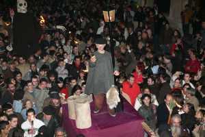 Procesión Semana Santa - San Genarín