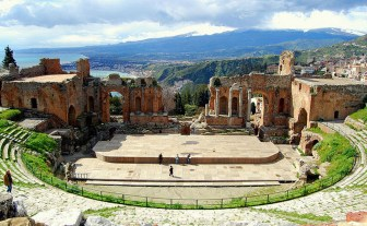 Turismo de España - Teatro Griego de Taormina
