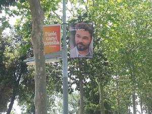 ERC - campaña austera