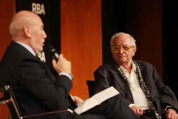 Entrega del Premio a la Excelencia Macarfi 2016 a Juan Mari Arzak