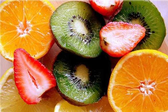 resfriados-frutas ácidas