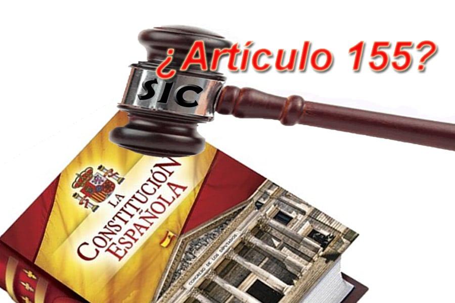 Después de las declaraciones de Santiago Vidal ¿se debería aplicar el artículo 155?