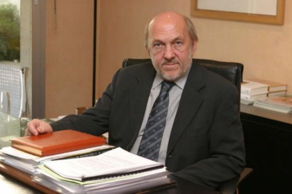 Ricardo Rodrigo, presidente del Grupo RBA