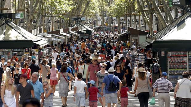 atentado de las ramblas de Barcelona