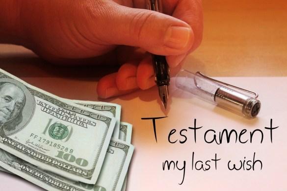 herencias testamentos e impuesto de sucesiones