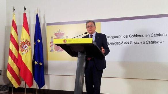 Enric Millo: el Artículo 155 garantiza ley y seguridad jurídica