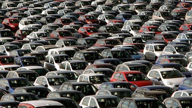 La venta de coches se desploma en Cataluña