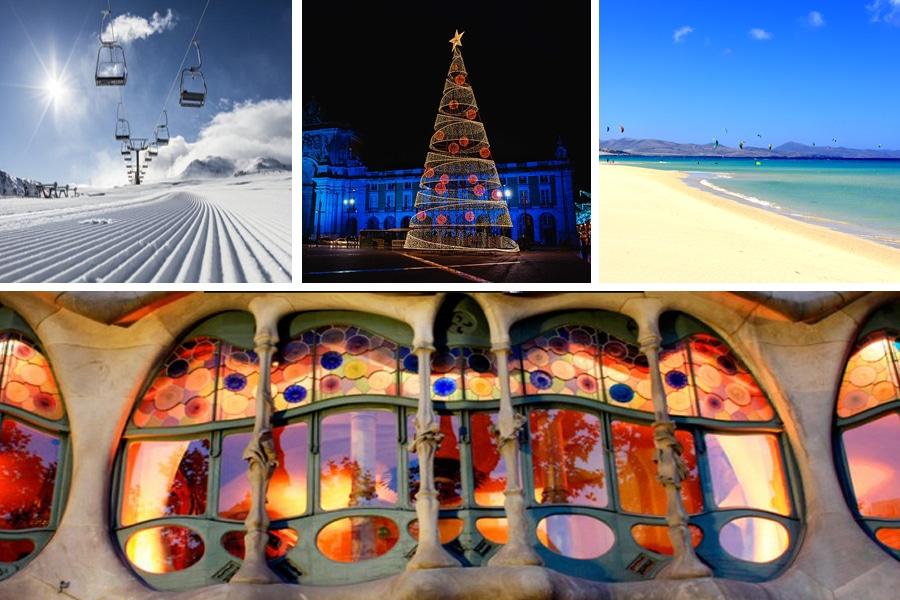 Los 5 mejores planes para el puente de diciembre