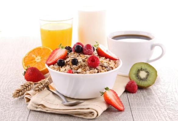 Desayuno saludable para bajar de peso
