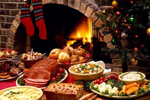 Recomendaciones para unas fiestas navideñas sin excesos