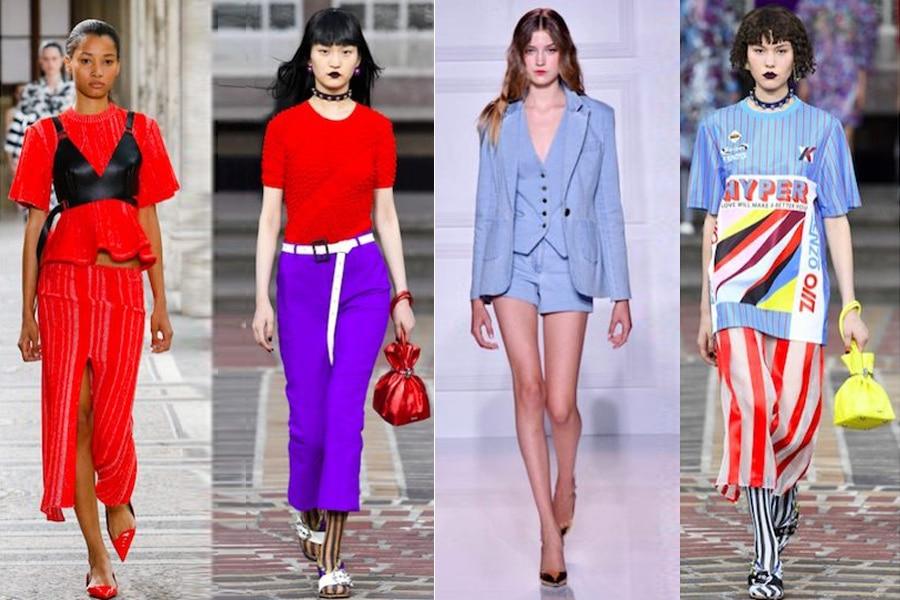 Avance moda primavera verano 2018