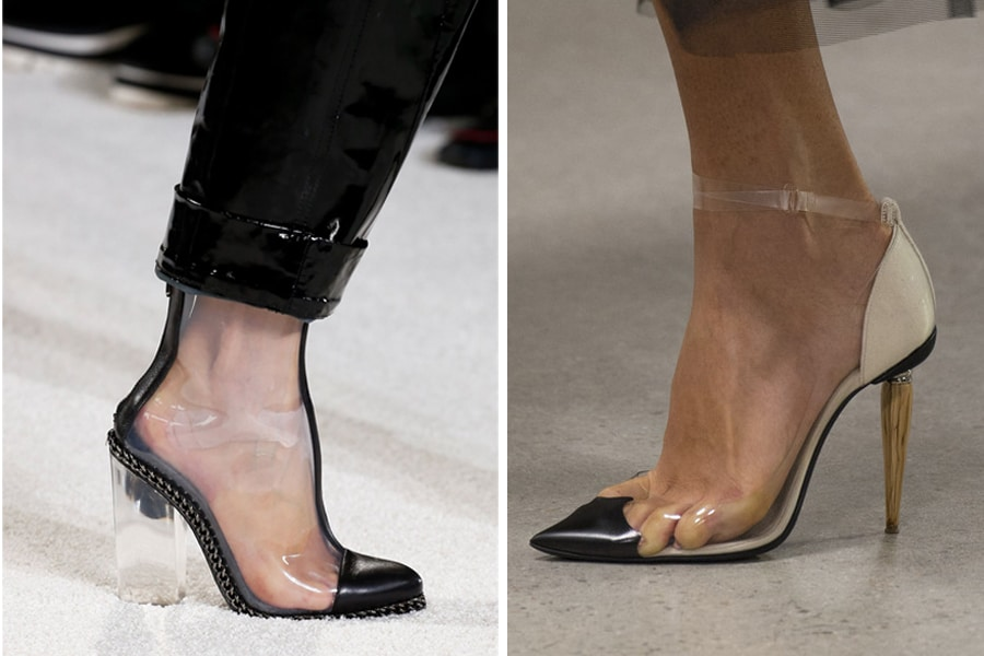 Tendencias en calzado para la primavera verano 2018