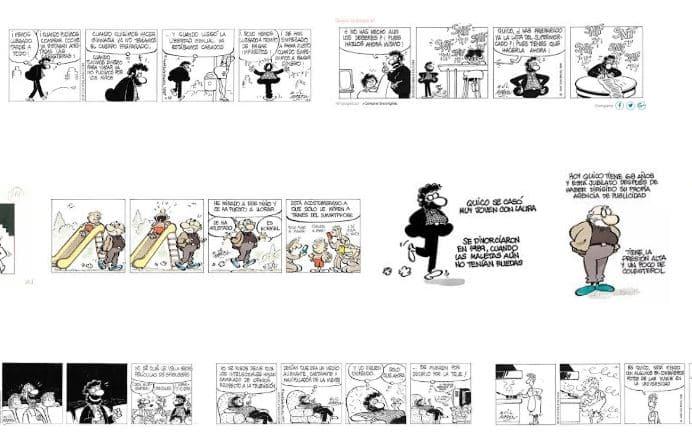 JL Martín dona dibujo de Quico el Progre