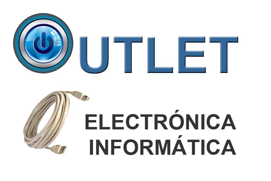 Outlets de Electrónica e Informática