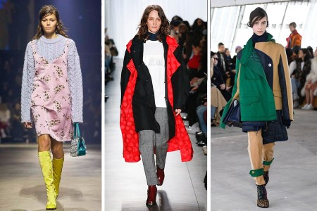 Layering: la tendencia de moda de este invierno.