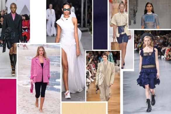 Avance moda primavera verano 2019