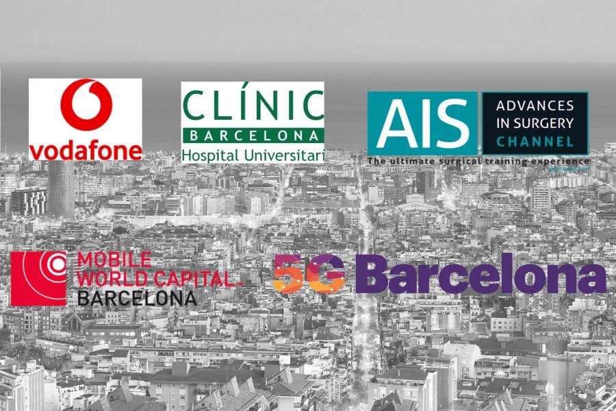 5G Barcelona Hospital Clinic