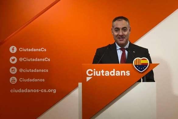 Exclusiva primarias Cs UE: Ignacio Rubio el candidato de las bases.