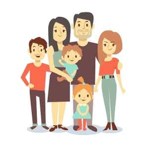 Hacer la compra online tiene beneficios para las familias numerosas y/o monoparentales