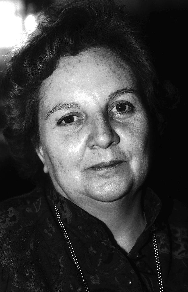Carmen Balcells. Agente literaria de Barcelona