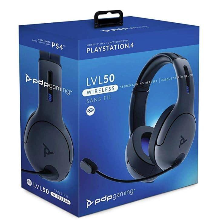 auriculares inalámbricos LVL50 para PS4