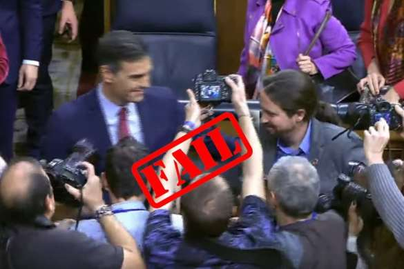 Cómo será el colapso de España en 2020 con el Gobierno PSOE-UP en 10 meses