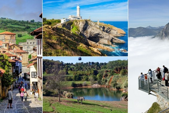 5 Destinos imprescindibles que ver en Cantabria