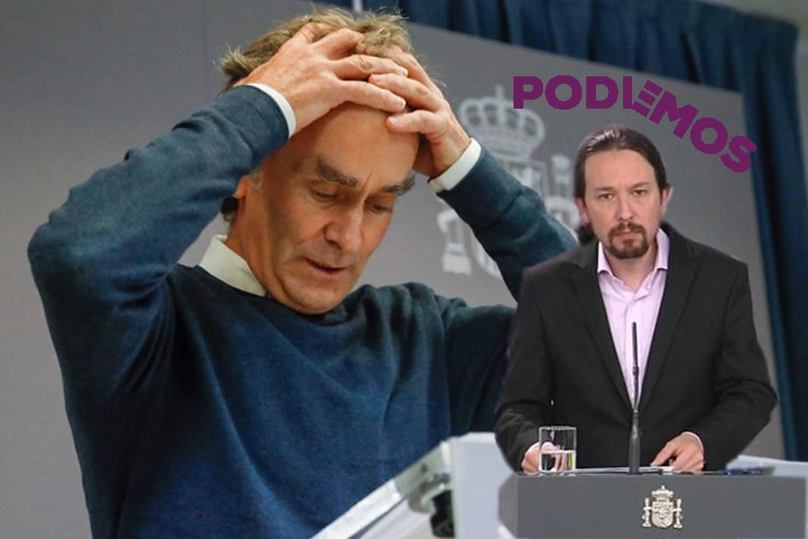 ¿Condecorarías a Fernando Simón como propone Pablo Iglesias?