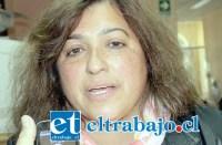 Marcela Zamora, concejala electa y militante del PR.
