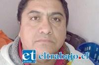 Ruperto Silva Abarca tiene 45 años y se encuentra desaparecido desde el 11 de diciembre de 2016 en la comuna de Llay Llay.