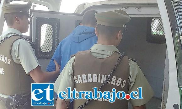 En servicio extraordinario ejecutado por Carabineros durante este viernes y madrugada del sábado resultaron 33 personas detenidos por diversos delitos de connotación. (Foto Referencial).