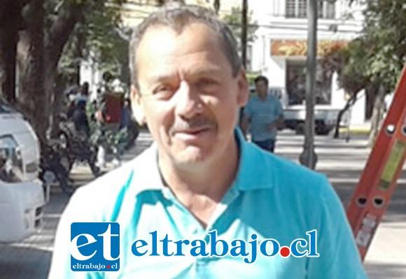 Ricardo Georges Cid, presidente del Partido Humanista, sostuvo que la Nueva Mayoría no los representa en absoluto.