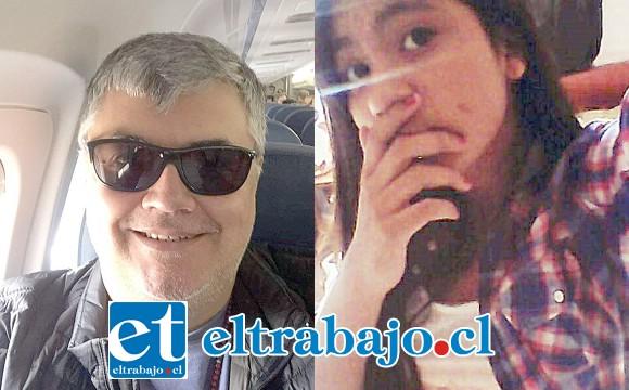 Gustavo Tapia Sánchez tenía 44 años de edad al momento de fallecer. Catalina Manzano Páez fue hallada por su familia sin signos vitales al interior del baño de la casa.