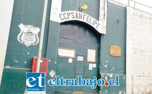 La imputada fue detenida por intentar ingresar drogas hasta la cárcel de San Felipe.