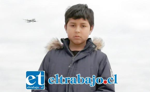 Vicente Antonio tiene 10 años de edad y fue diagnosticado de una rara enfermedad. La avanzada medicina en los Estados Unidos podría curar este mal.