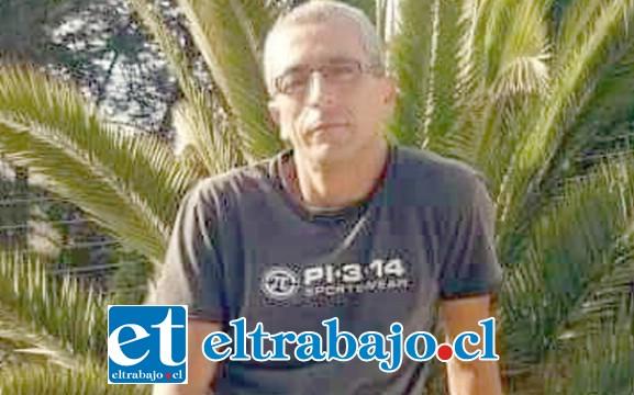Jorge Enrique Sandoval Tapia falleció a consecuencia de las graves lesiones sufridas tras protagonizar un accidente de tránsito la madrugada de ayer domingo.