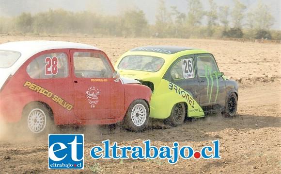 Por cuarta vez el circuito de Granallas será testigo del rugir de los motores Fiat 600.