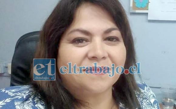 Carmen María Leiva Cruz, querida funcionaria del Liceo Corina Urbina, será despedida hoy en Catemu.