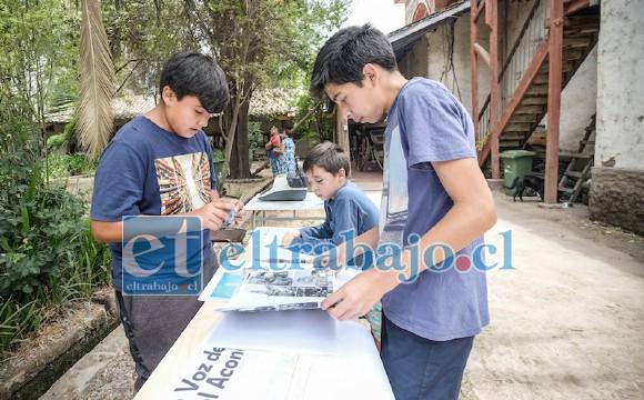 Para fomentar la participación, se ha contactado a los diferentes establecimientos educacionales de Curimón y sus alrededores para incorporar la actividad como un recurso pedagógico para desarrollar en casa.