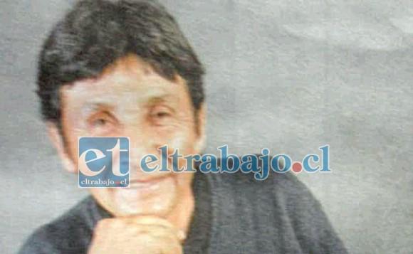 Juan Arturo Farías Díaz, ex concejal de Panquehue, cayó de gran altura cuando podaba un árbol.