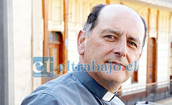 El Padre Gonzalo, sacerdote del clero de Valparaíso, fue nombrado por el Papa Francisco como Obispo de la diócesis de San Felipe de Aconcagua el pasado 26 de mayo del presente año.