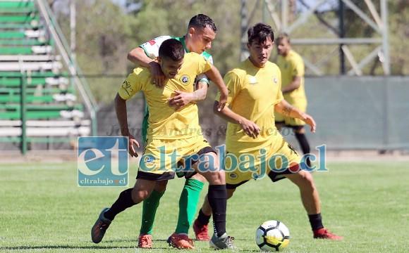 Trasandino y el resto de los clubes de la Tercera División ya conocen el protocolo que deberán cumplir para asegurar un retorno seguro a la actividad.