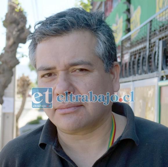 Antonio Eva Muñoz, papá de Toñito.