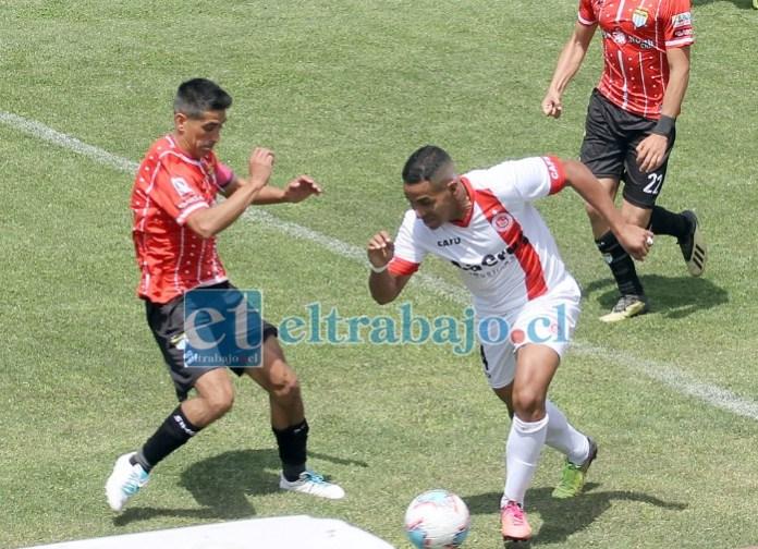 Unión San Felipe finalizó la primera rueda del torneo en la quinta posición.