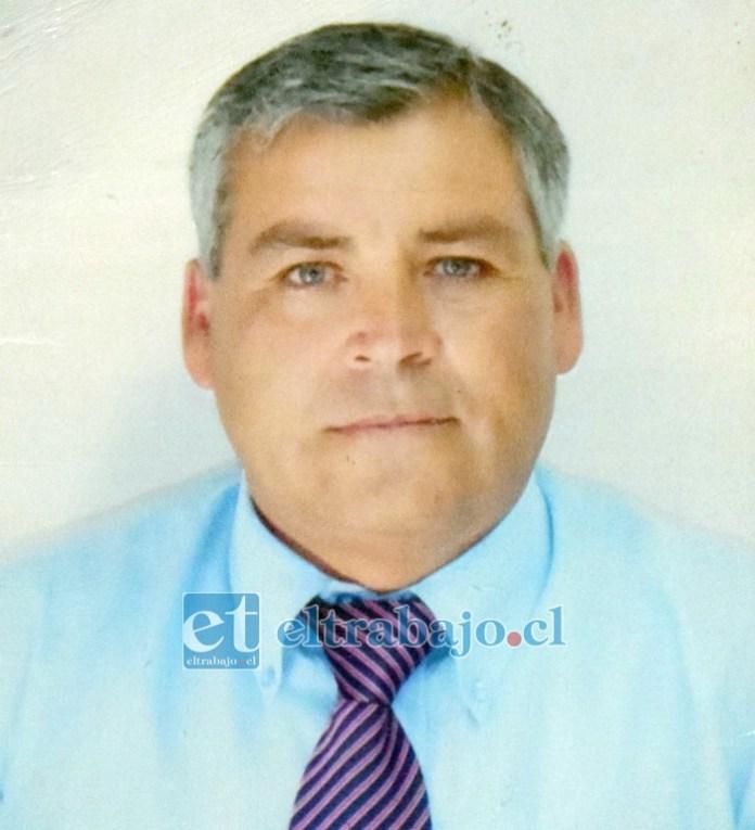 Bernabé Israel Fernández Pulgar, falleció hace una semana en Villa Curimón.
