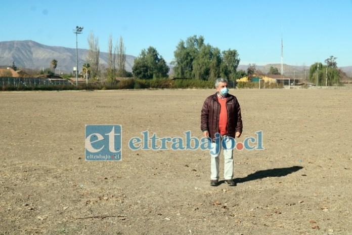 El alcalde Sergio Zamora valoró la aprobación de un proyecto muy esperado por la comunidad como es el nuevo estadio.