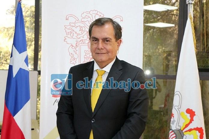 Christian Carlos Beals Campos, 66 años, médico egresado de la Universidad de Chile.