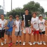Aguilera y Chiapero campeones nacionales